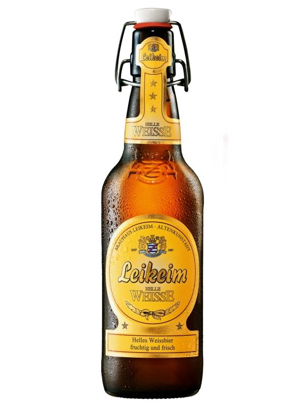 Лайкайм Вайсбир / Leikeim Weissbier 0,5л. алк.5,4%