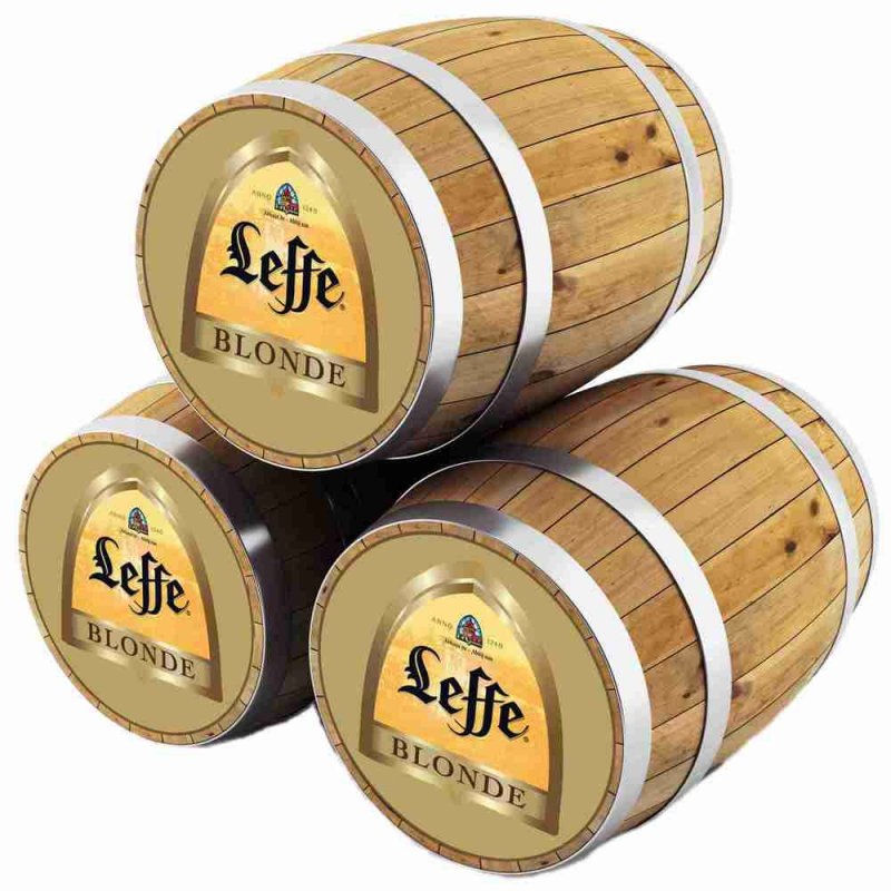 Леффе Блонд / Leffe Blonde,keg. алк.6,6%