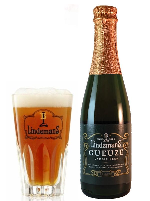 Линдеманс Гёз / Lindemans Gueuze 0,25л. алк.5%