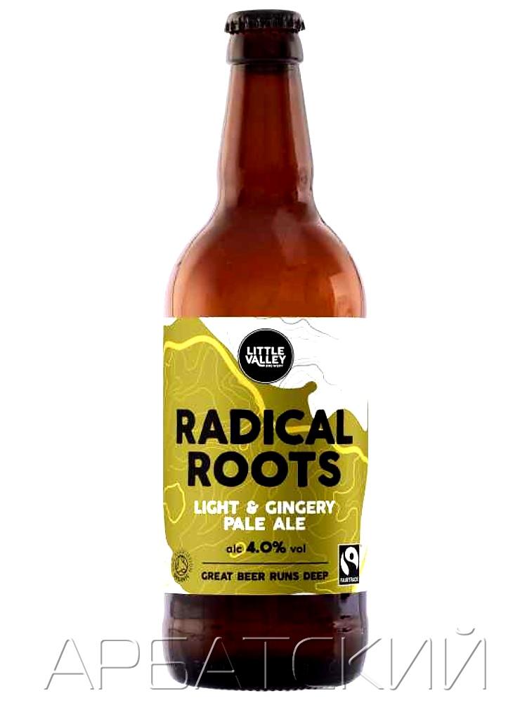 Литл Вели Радикал Рутс / Little Valley Radical Roots 0,5л. алк.4%