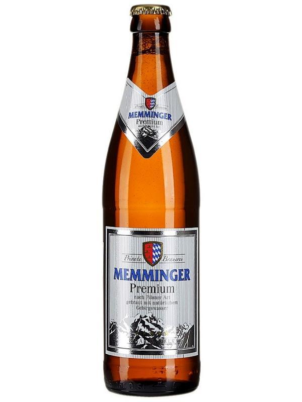 Меммингер Премиум Пилс / Memminger Premium 0,5л. алк.5,1%