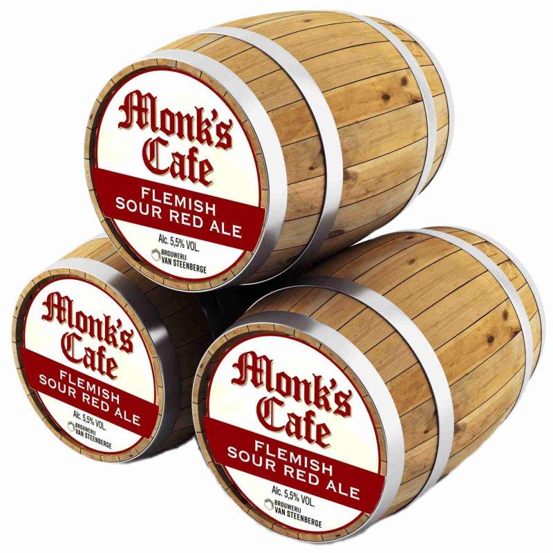 Монк_с Кафе / Monk`s Cafe,keg. алк.5,5%