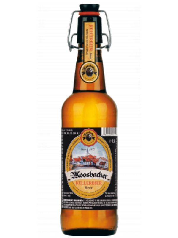 Моосбахер Келлербир / Moosbacher Kellerbier 0,5л. алк.5,4%