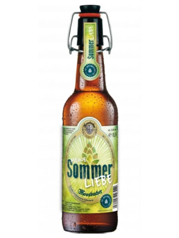 Моосбахер Майн Зомер Либе / Moosbacher Meine Sommer Liebe 0,5л. алк.5,4%