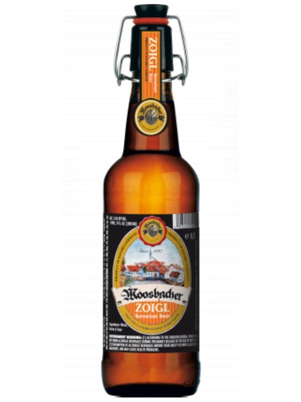 Моосбахер Цойгель / Moosbacher Zoigl 0,5л. алк.5,4%