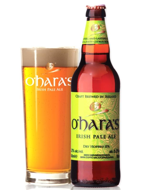 О`Хара Айриш Пейл Эль / O`Hara`s Irish Pale Ale 0,5л. алк.5,2%