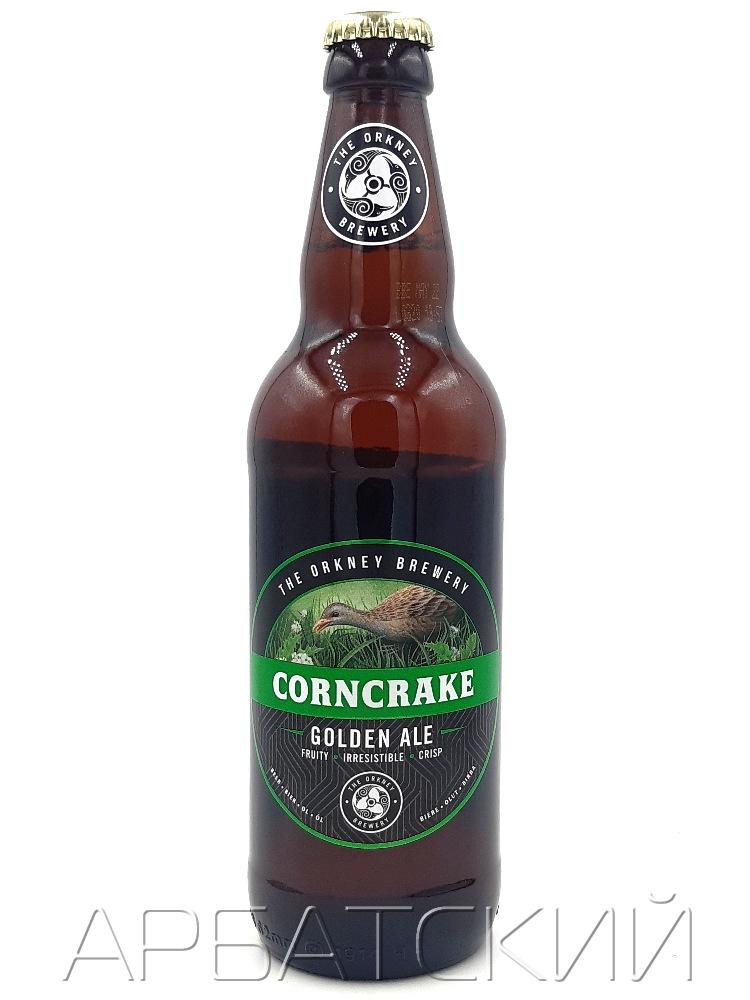 Оркни Корнкрэйк Эль / Orkney Corncrake Ale 0,5л. алк.4,1%