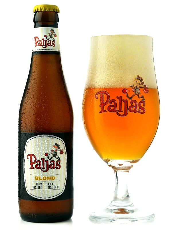 Паляс Бельгийский светлый эль / Paljas Blond 0,33л. алк.6%