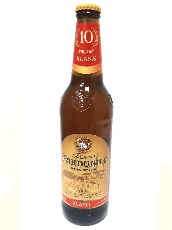 Пардубице Класик 10 / PARDUBICE Klasik 10  0,5л. алк.4%