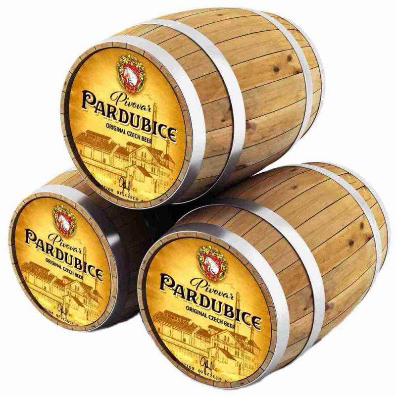 Пардубице лагер 11 / Pardubicky Lager 11, keg. алк.4,7%
