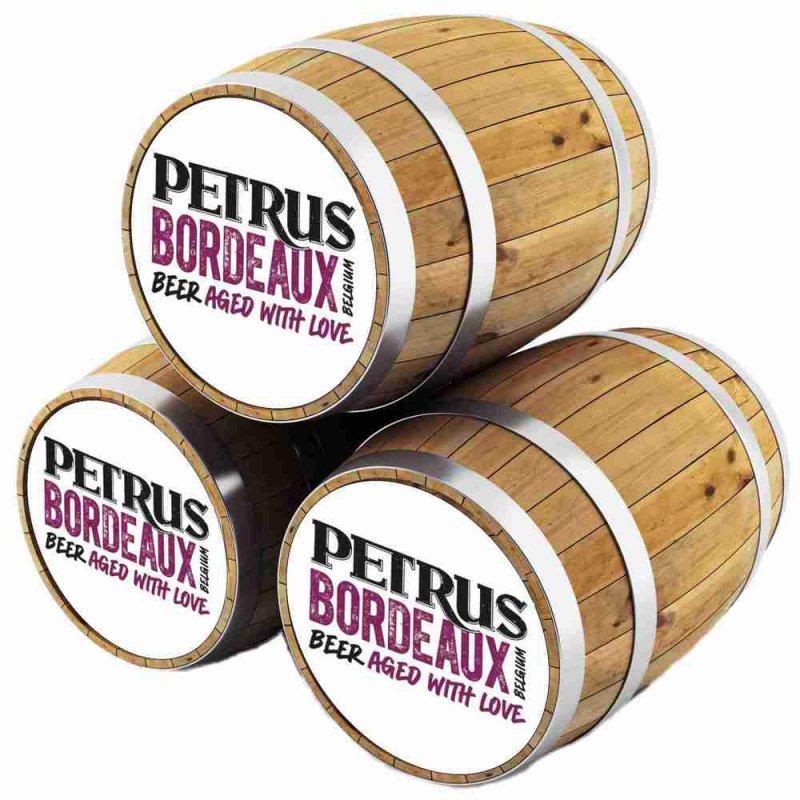 Петрюс Бордо / Petrus Bordeaux, keg. алк.5,5%