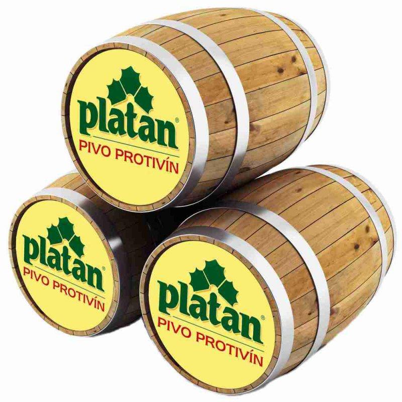 Платан 10 / Platan 10, keg. алк. 4%