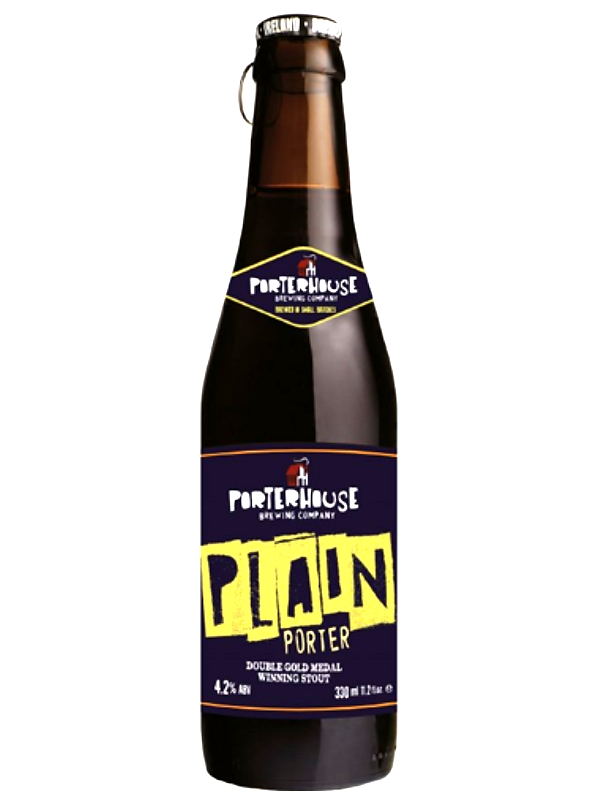 Портерхаус Плэйн Портер / Porterhouse Plain Porter 0,33л. алк.4,2%