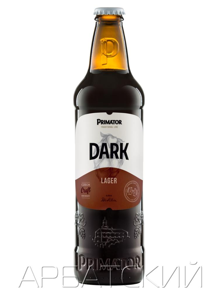 Приматор Премиум Дарк / PRIMATOR PREMIUM DARK 0,5л. алк.4,5%