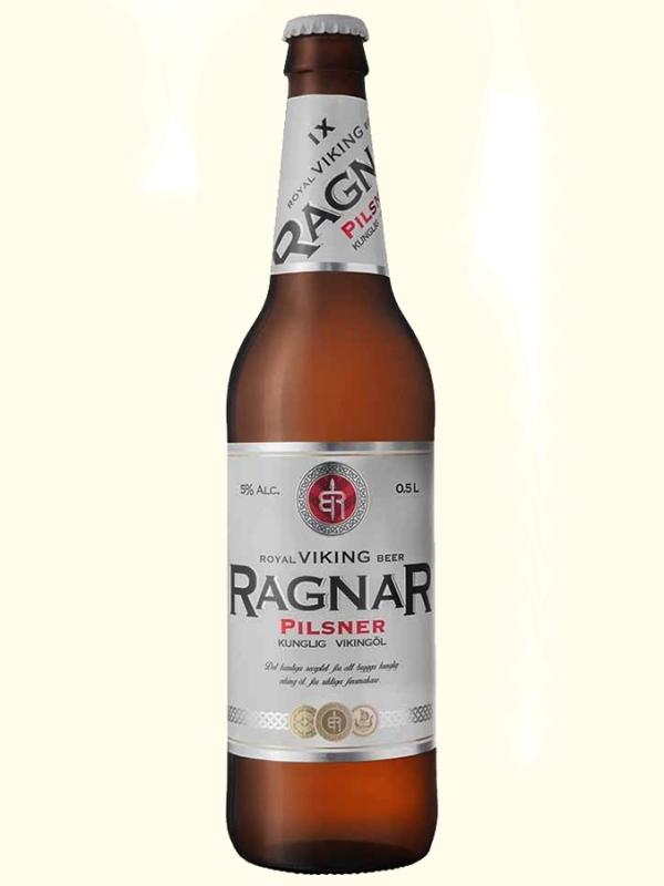 Рагнар Пилснер / Ragnar Pilsner 0,5л. алк.5%