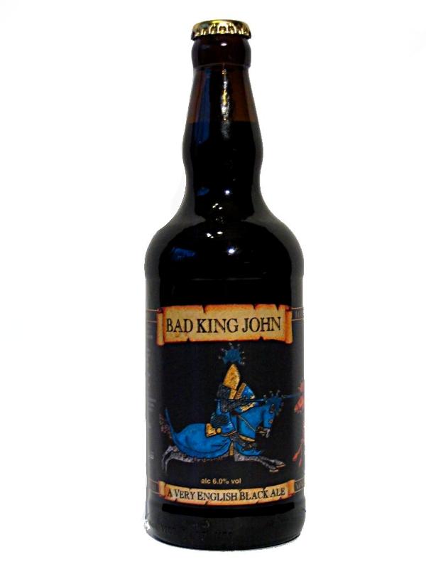 Риджуэй Бед Кинг Джон / Ridgeway Bad King John 0,5л. алк.6%