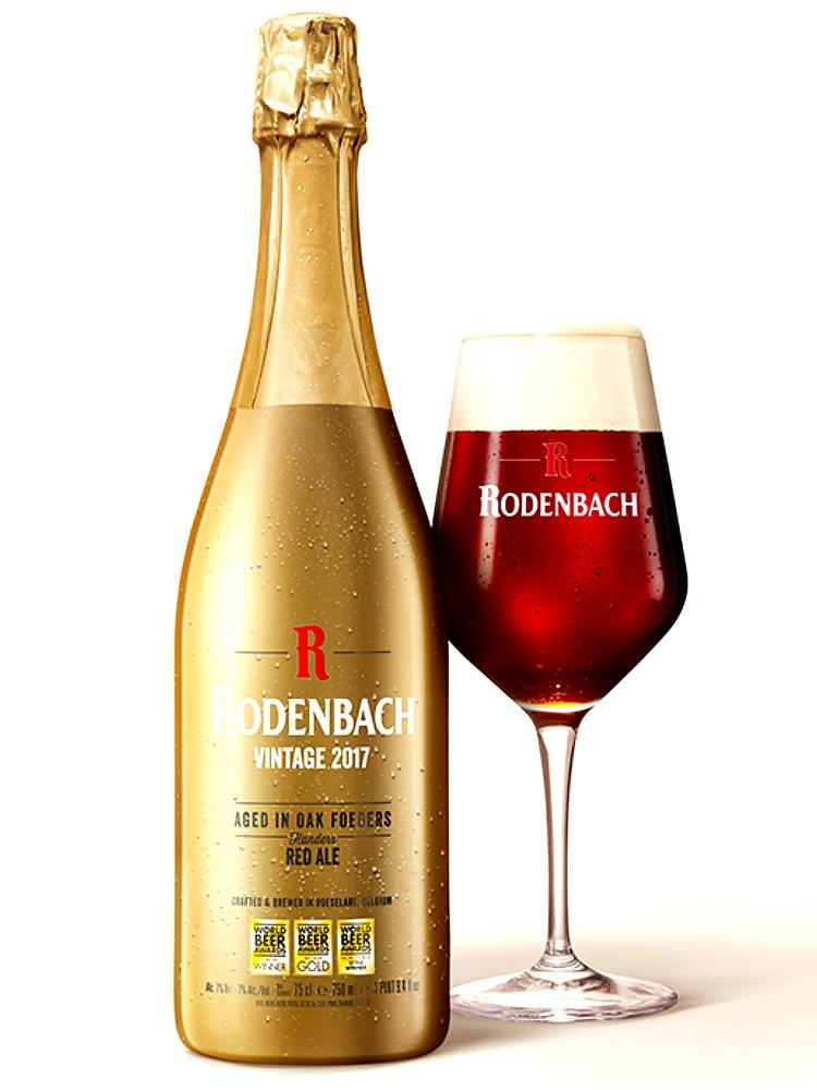 Роденбах Винтаж 2017 / Rodenbach Vintage 2017 0,75л. алк.7%
