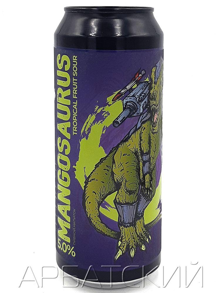 СБ Эль 8 / Selfmade Mangosaurus 0,5л. алк.5% ж/б.