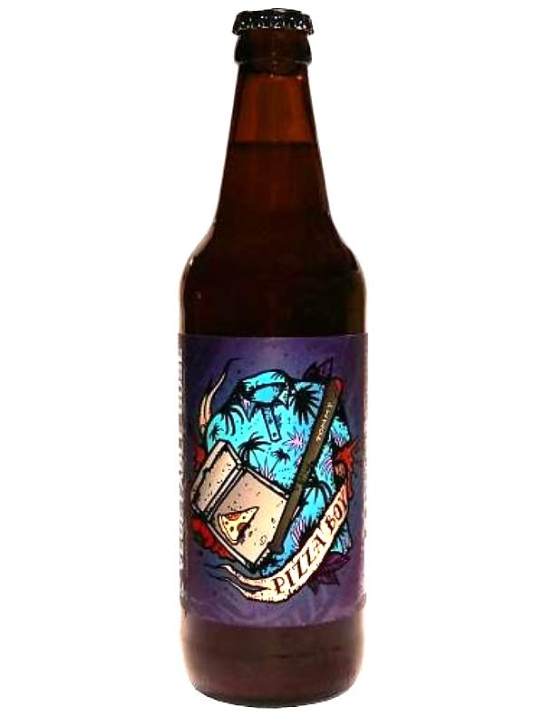 СБ Гозе 1 / Selfmade Breweryи Pizza Boy 0,5л. алк.5,6%