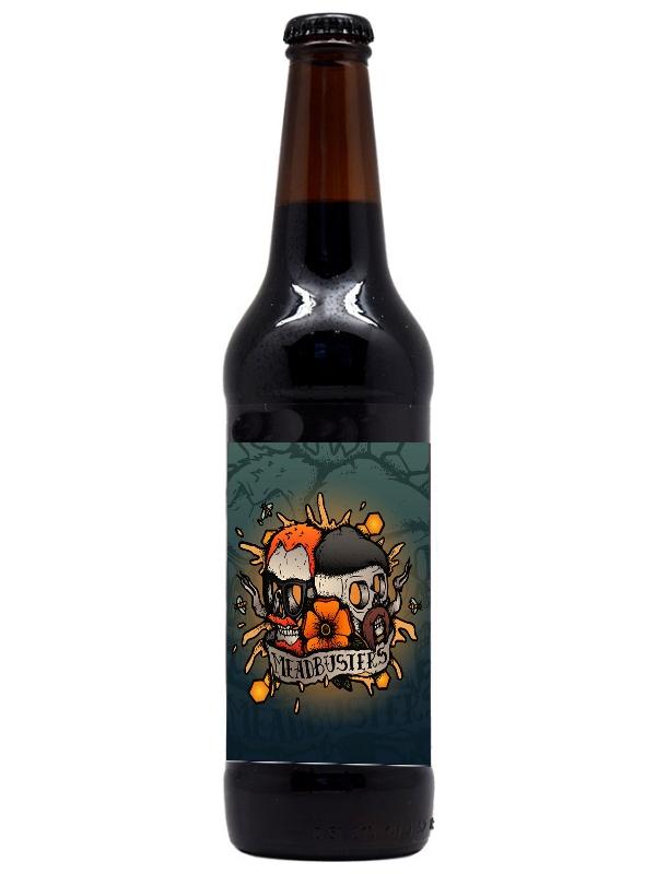СБ Мидоу / Selfmade Brewery Meadbusters 0,33л. алк.14,8%