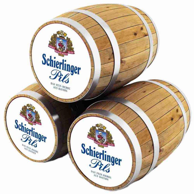 ШИРЛИНГЕР ПИЛС  / Schierlinger Pils, keg. алк.5%