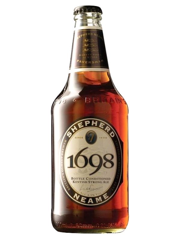 Шепард 1698 / Shepherd 1698 0,5л. алк.6,5%
