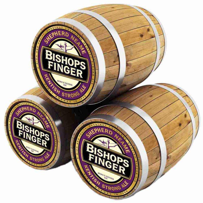 Шепард Бишоп Фингер / Shepherd Bishops Finger, keg. алк.5,2%