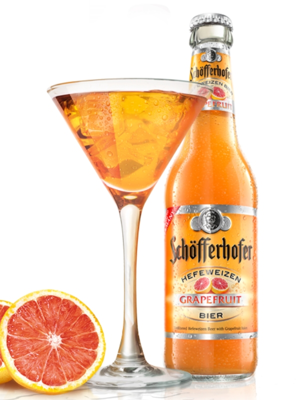 Шофферхофер Грейпфрут / Shofferhofer Grapefruit 0,33л. алк.2,5%