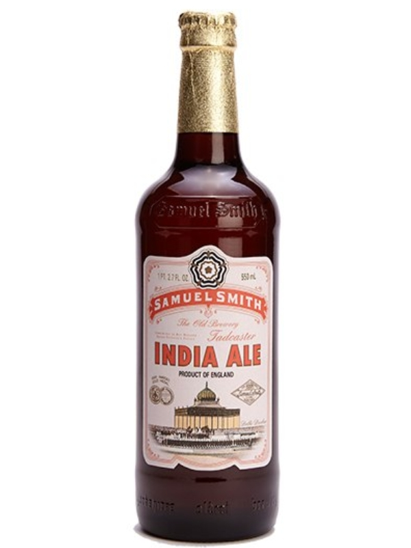 Сэмюэл Смит Индия Эль / Samuel Smith_s India Ale 0,355л. алк.5%
