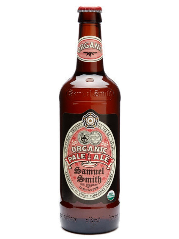 Сэмюэл Смит Органик Пэйл Эль / Samuel Smith_s Organic Pale Ale 0,355л. алк.5%