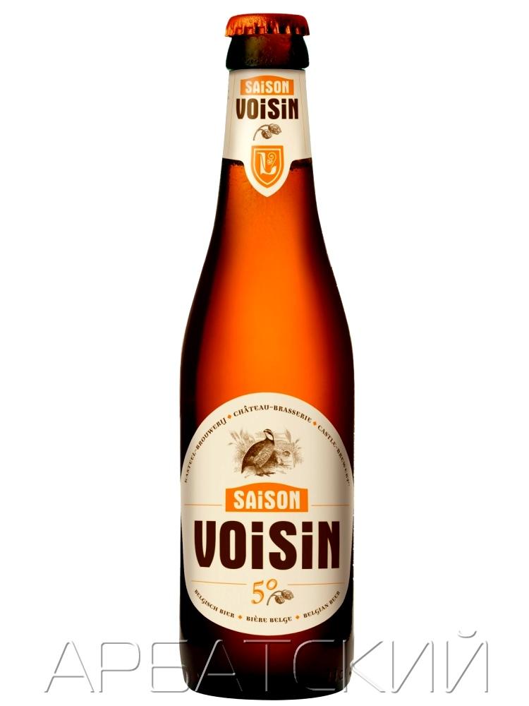 Сейсон Вуазин / Saison Voisin 0,33л. алк.5%