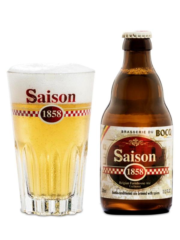 Сезон 1858 / Saison 1858 0,33л. алк.6,4%
