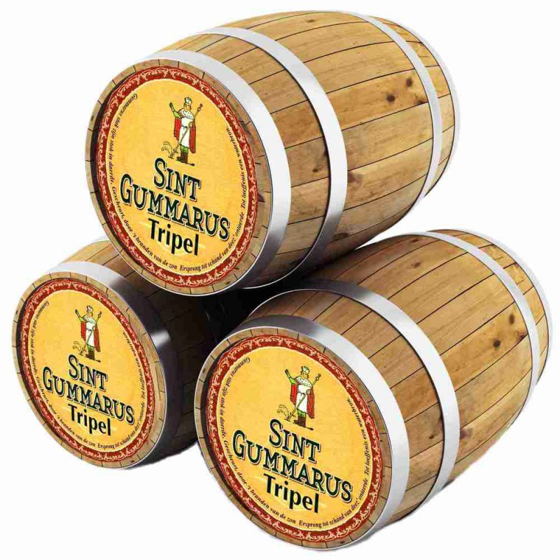 Синт Гуммарус Трипл / SINT GUMMARUS TRIPEL,keg. алк.8,3%