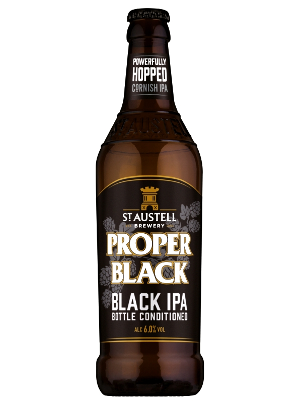 Ст.Аустел Пропер Блэк / St. Austell Proper Black 0,5л. алк.6%