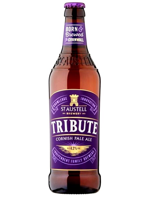 Ст.Аустел Трибьют / St. Austell Tribute 0,5л. алк.4,2%