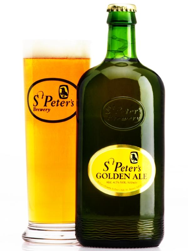 Ст.Петерс Голден Эль / St. Peter_s Golden Ale 0,5л. алк.4,7%