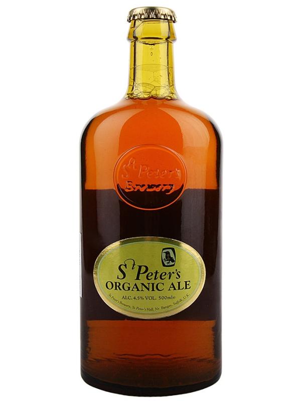 Ст.Петерс Органик Эль / St. Peter_s Organic Ale 0,5л. алк.4,5%