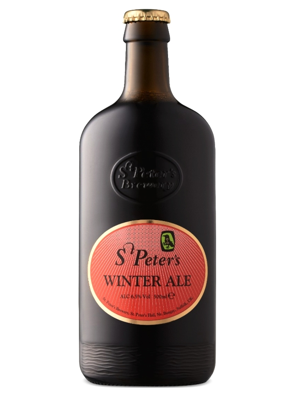 Ст. Петерс Зимний Эль / St. Peter_s Winter Ale 0,5л. алк.6,5%