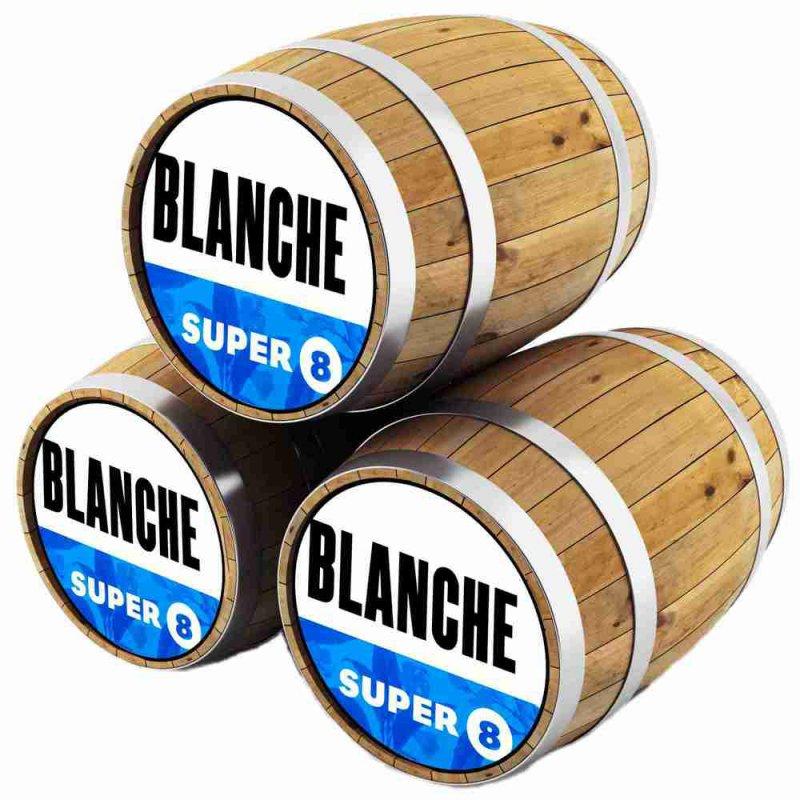 Супер 8 Бланш / Super 8 Blanche,keg. алк. 5.1%,