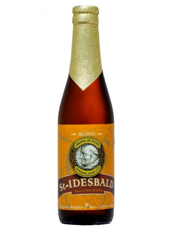 Св.Идесбальд Блонд /St-Idesbald Blond 0,33л. алк.6,5%