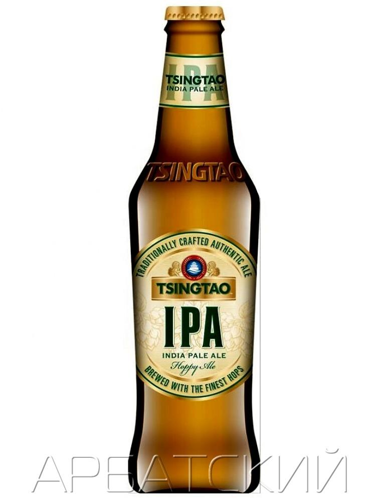 Циндао ИПА / Tsingtao IPA 0,33л. алк.6,2%