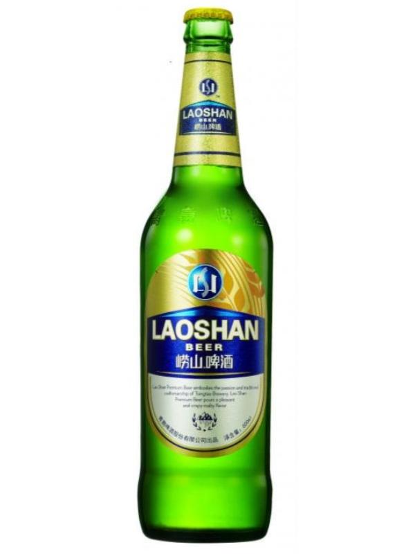 Циндао Лаошань / Tsingtao Laoshan 0,6л. алк.4,7%