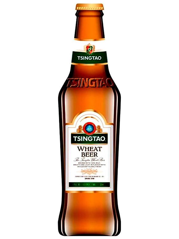 Циндао Вит / Tsingtao Wheat 0,33л. алк.4,7%
