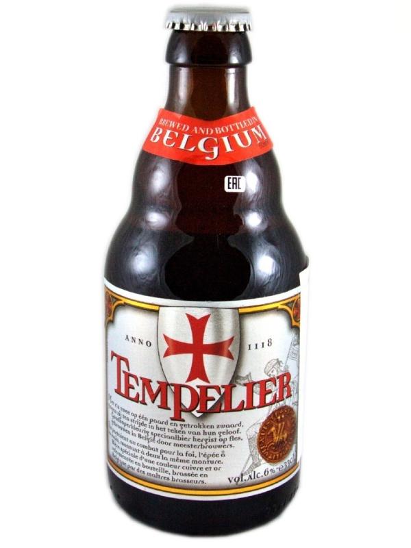 Тамплиер / Tempelier 0,33л. алк.6%