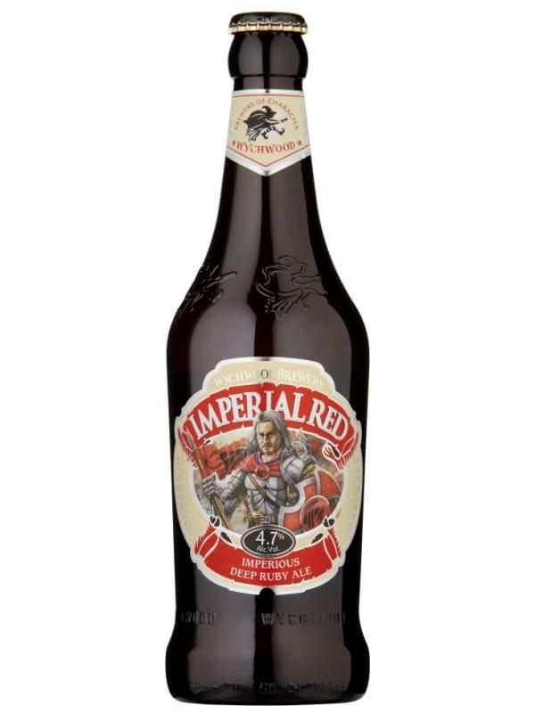 ВИЧВУД ИМПЕРИАЛ РЭД / Wychwood Imperial Red 0,5л. алк.4,7%