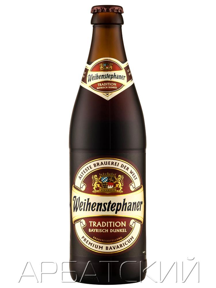 Вайнштефан Традицион / Weihenstephan Tradition 0,5л. алк.5,2%