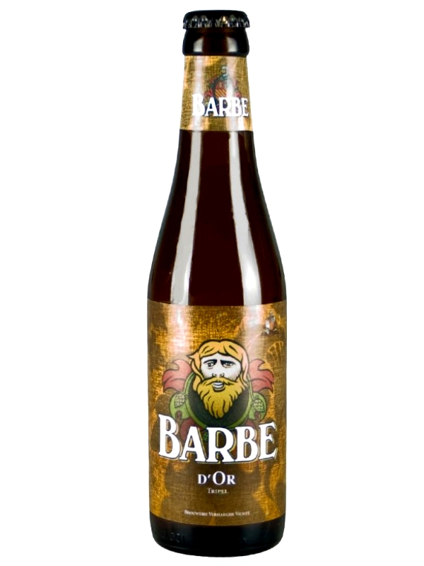 Верхаге Барбе дОр / Verhaeghe Barbe dOr  0,33л. алк.7,5%