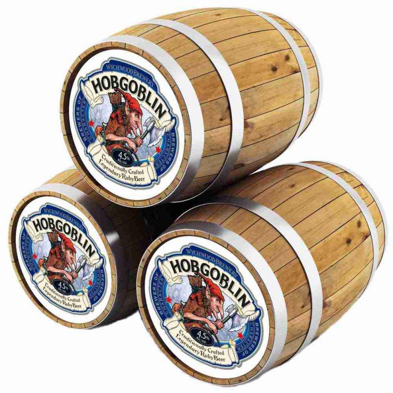 Вичвуд Хобгоблин /  Wychwood Hobgoblin, keg. алк.4,5%
