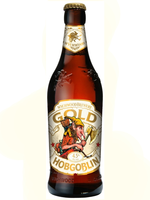 Вичвуд Хобгоблин Голд / Wychwood Hobgoblin Gold 0,5л. алк.4,5%