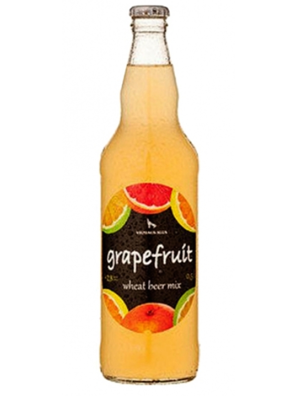 Вильнюс Грейпфрут /  Vilniaus Grapefruit 0,5л. алк.2,8%